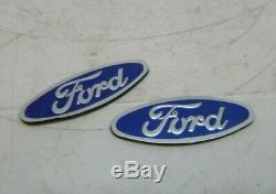 Nos Ford Escort Mk1 Mexico Rs2000 Capri Mk1 Cortina Mk3 Gxl Gt Ford Sill Badges