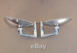 Nos Original Ford Escort Mk1 Capri Mk1 Cortina Mk2 Door Mirrors