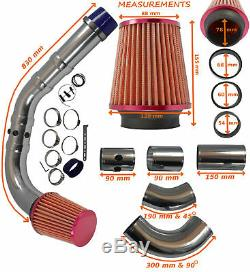 PERFORMANCE COLD AIR FEED INDUCTION INTAKE KIT 2103007Râ Ford 1