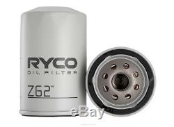 Ryco Oil Filter Z62 FORD ESCORT MK1 MK2 CORTINA MK3 1.1L 1.3L 1.6L BOX OF 10