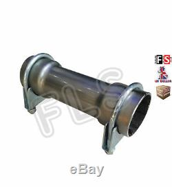 UNIVERSAL EXHAUST BACKBOX PIPE CONNECTOR SLEEVE JOINT ADAPTER 48 MM Ford 1