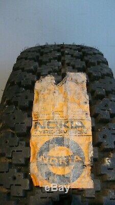 Weller Wheels Rims Nokia Tyres PCD 4 x 108 Ford Escort Cortina Jago Jeep Kit Car